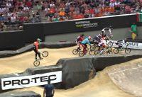 2014 07 23 WK BMX Rotterdam halve finale race 03 Noud