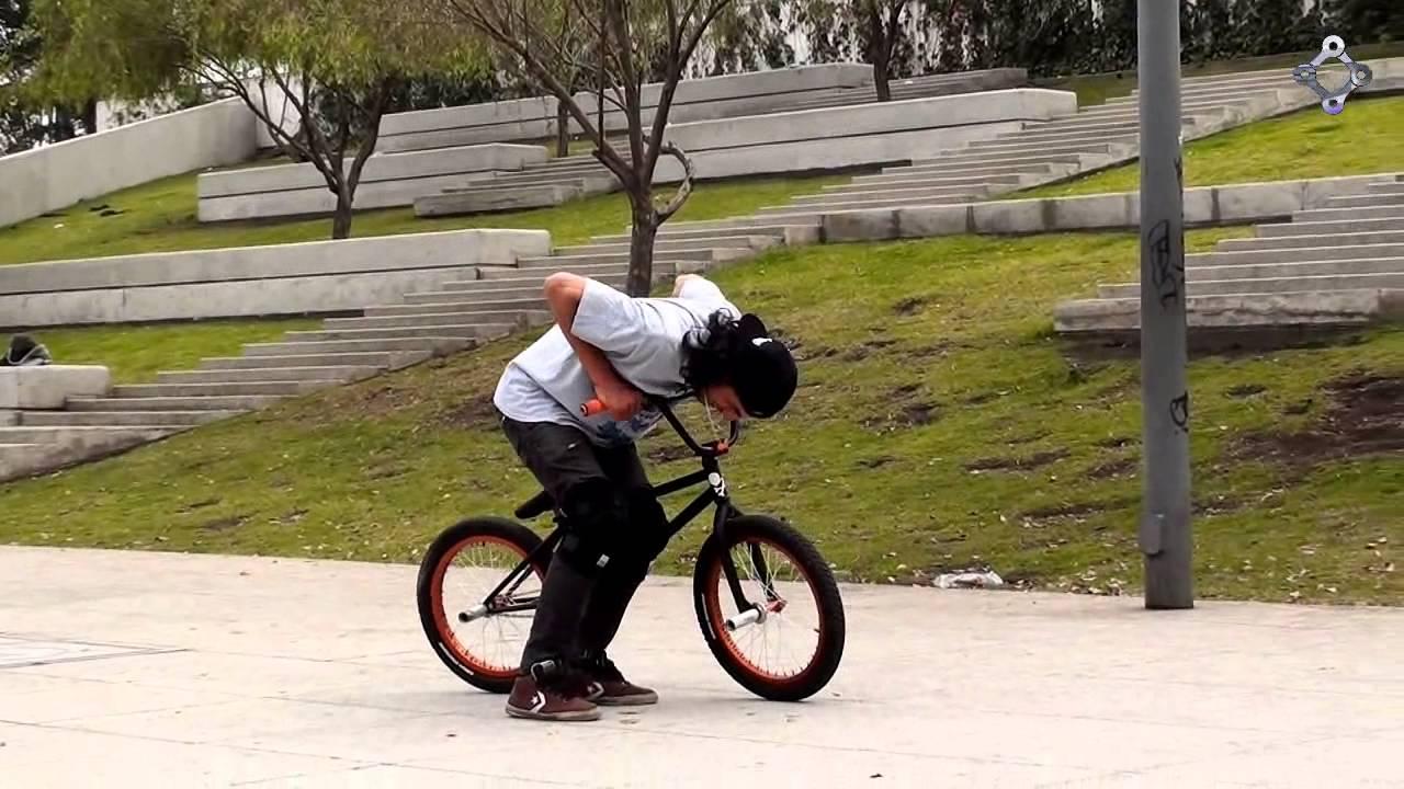 BMX Game of BIKE (RU LA BATALLA 5) | 03-2014