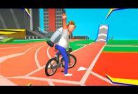 Bike Hop: Be a Crazy BMX Rider! Gameplay Walkthrough
