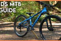 How to Buy a Kids Mountain Bike| MTB buyer's guide