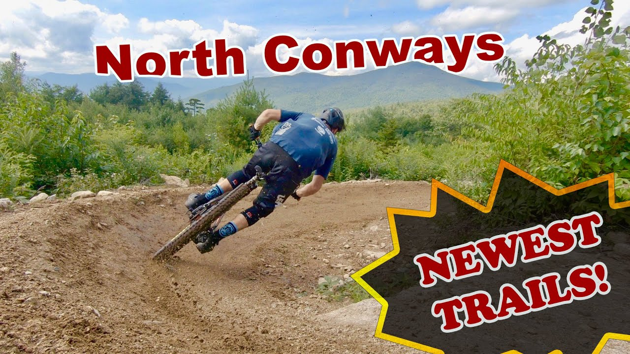 Hurricane and Senduro | North Conway, NH's Newest MTB Trails!