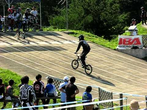 JBMXF Series 6 August 28 2011  -the elite- FINAL BMX