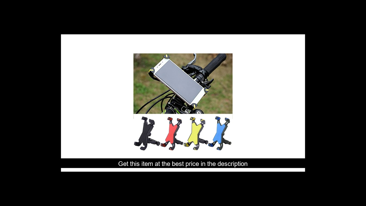 Mount Bike Handlebar Rack Bicycle Multifunctional Universal Holder MTB Mountain Mobile Motorcycle