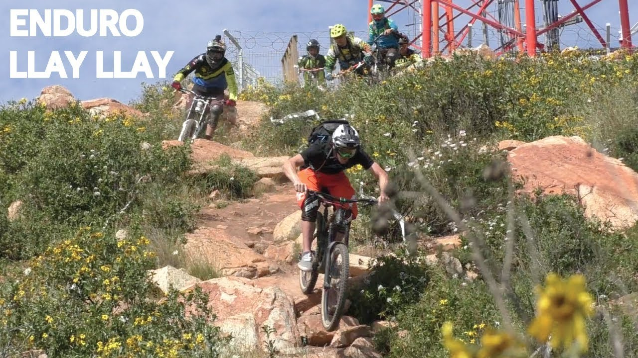 Mountain Bike Enduro en Llay Llay! Dándole Duro a las Bicicletas!