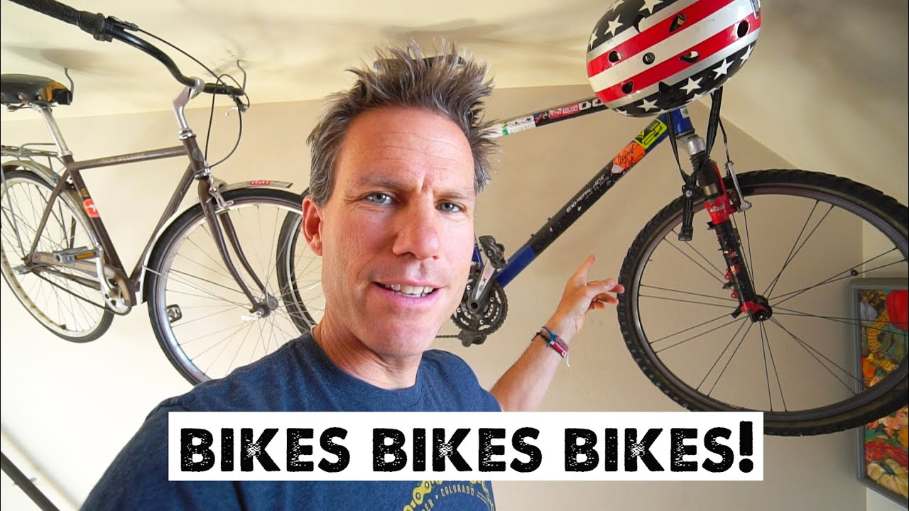 My Awesome Bike Collection