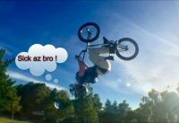 My son Jake Doing his bmx thing