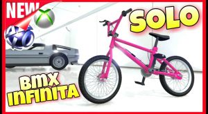 **NOVO DE NOVO** SOLO BMX INFINITA ESTA DE VOLTA S/AJUDA FAÇA AGORA BMX EM VAGA DE CARRO XB1&PS4