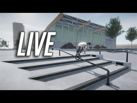 Pipe Works City V3 Call me Some Tricks | PIPE By BMX Streets LIVE