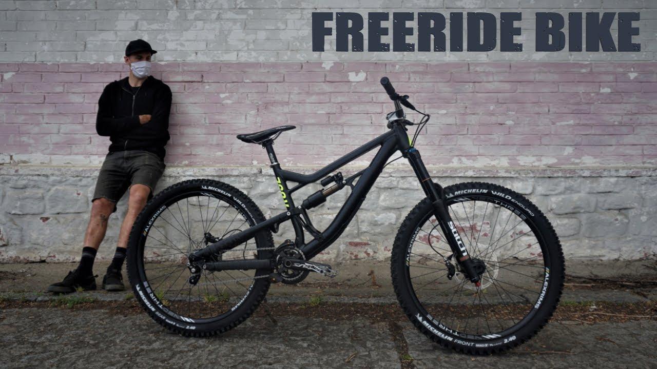 STAVÍM NOVÝ FREERIDE BIKE / ROSE Bikes - Soul Fire