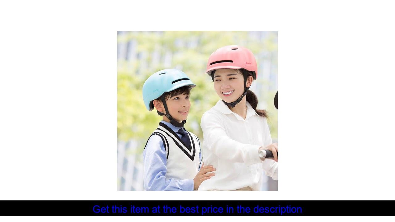 Smart4u MTB Outdoor Cycling Sport Smart Helmet electric Bike Lamp Racing Motorcycle Bicycle Back L