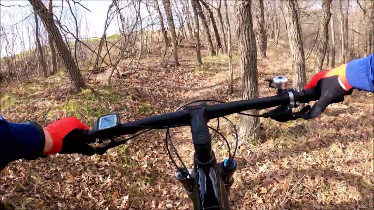 Testing the Trek Powerfly FS7 / Bosch electric bike / What's an EBIKE like???  PART 2