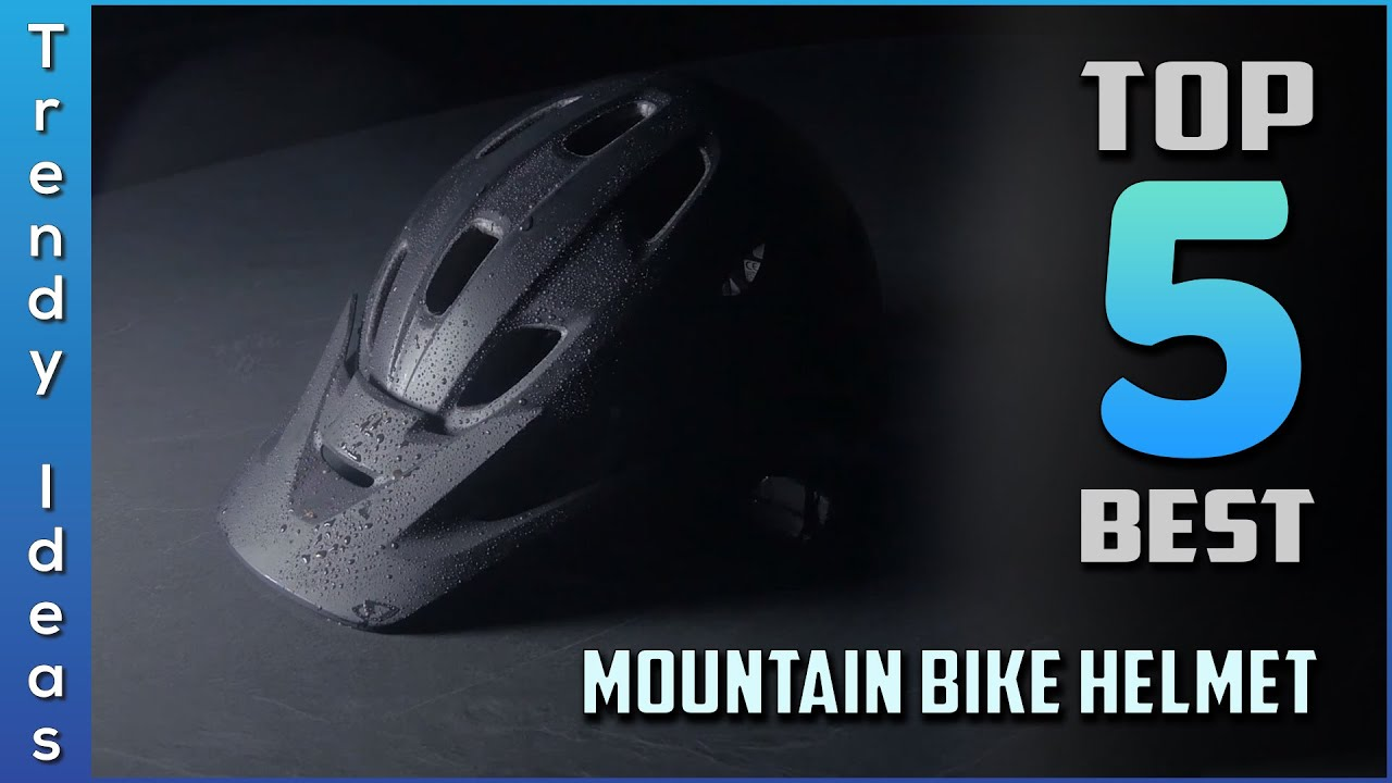 Top 5 Best Mountain Bike Helmet Review in 2020