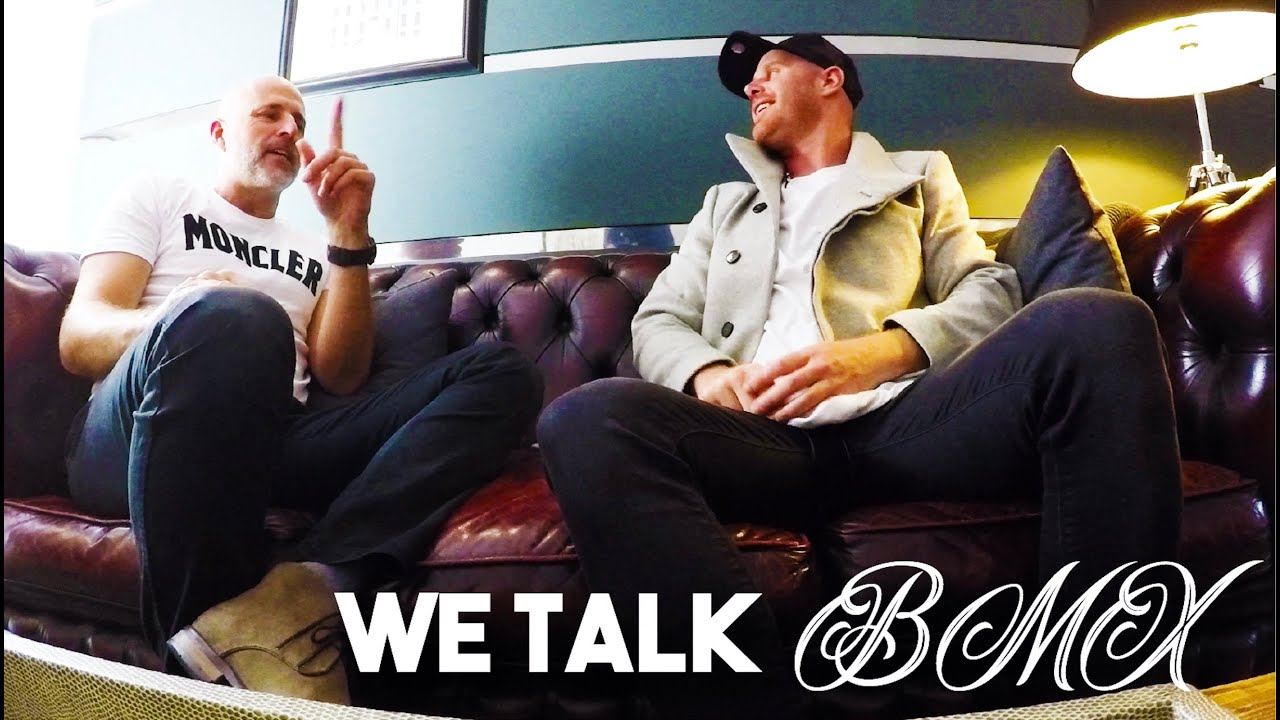 WE TALK BMX AND THE TRANSITION INTO BUSINESS! RONNIE SURRIDGE AND NICK JEFFRIES. PODCAST SPECIALS!