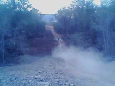 bmx 1.000 gral serra talhada- acidente em uma trilha-.avi