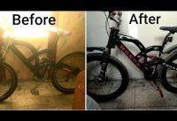 mountain bike restoration