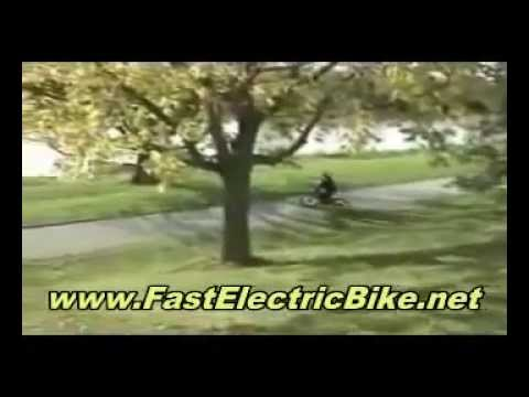 Велосипед You Dont Need a License to Drive Fast Electric Bike Велосипед