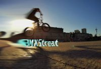 Прыжки на BMX Streat (мув)