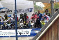 2012 10 20 kwart finales Overijssels BMX Kampioenschap te Haaksbergen