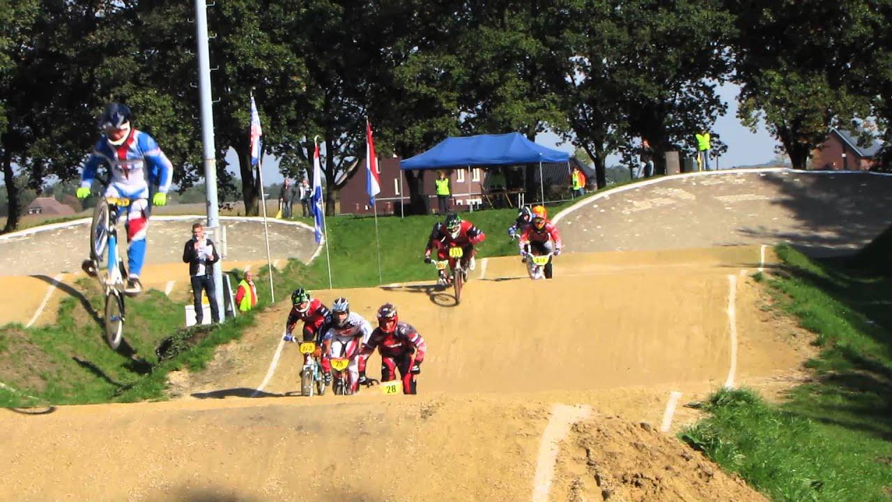 2013 10 12 BMX ZUID KAMPIOENSCHAP 3e manche Max