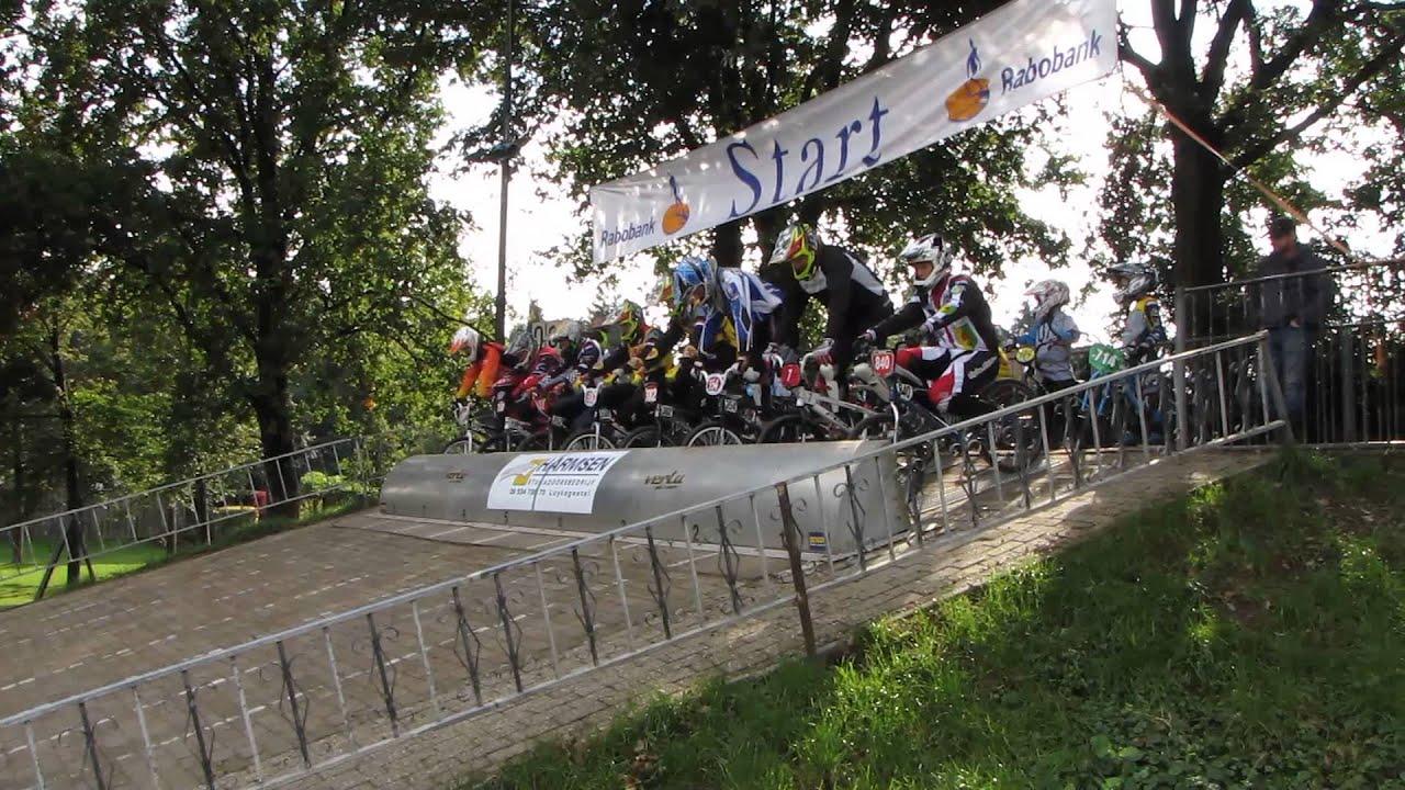 2013 10 12 BMX ZUID KAMPIOENSCHAP Finale race 02 Cruisers