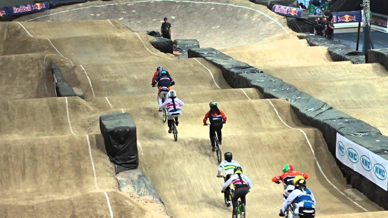 2014 07 23 WK BMX Rotterdam 2e manche race 52 Soraya