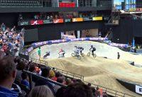2014 07 23 WK BMX Rotterdam kwart finale race 02 Mike