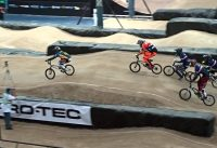 2014 07 23 WK BMX Rotterdam kwart finale race 08 Noud