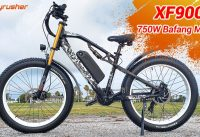 A Deep Pro and Test  Fat Tire Electric Bike Review 2020   Cyrusher XF900