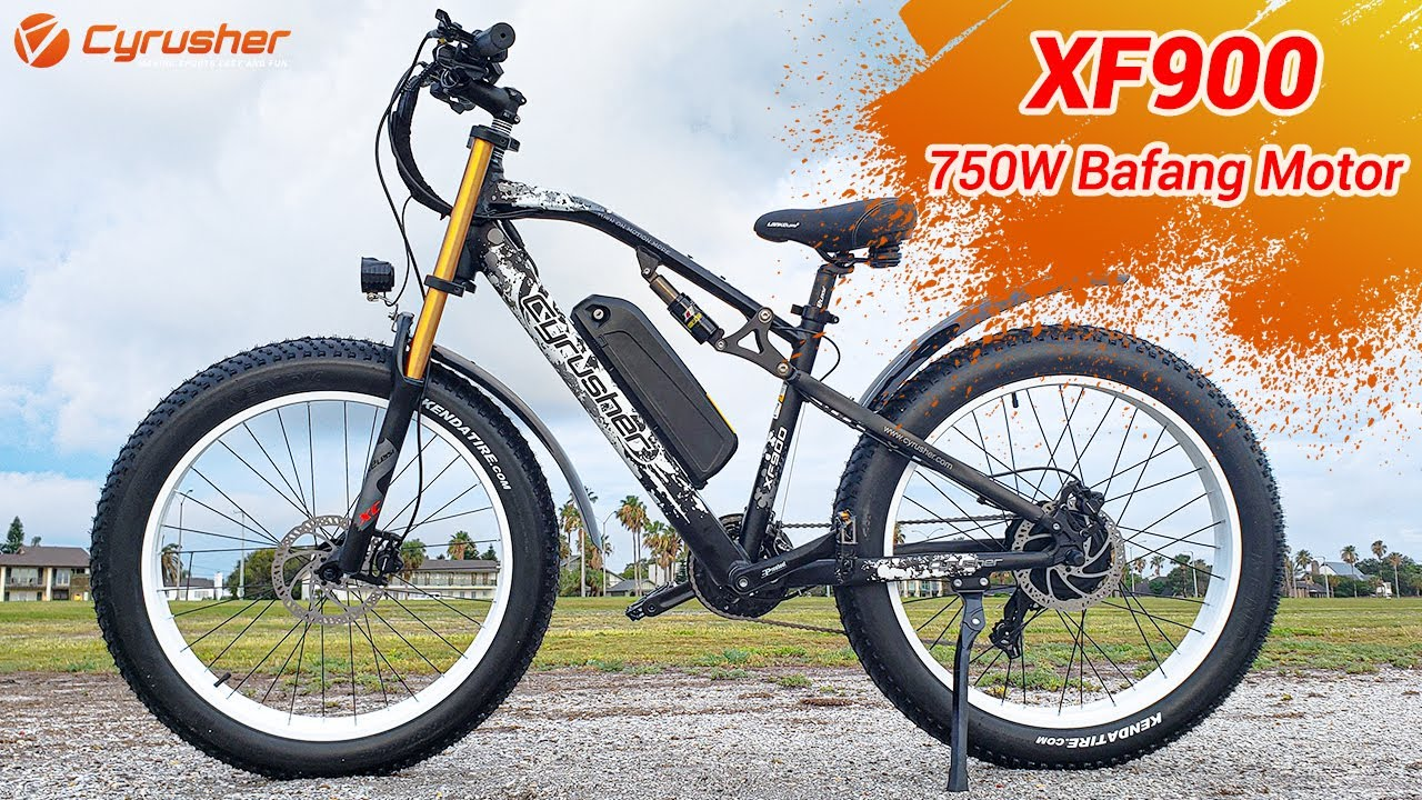 A Deep Pro and Test  Fat Tire Electric Bike Review 2020 | Cyrusher XF900