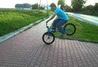BMX Endo and Fakie Piotr Pochec ShockPL