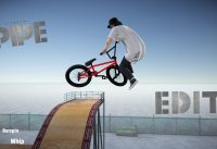 BMX streets PIPE  *edit no.1*