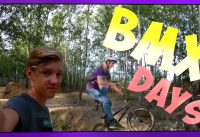 Bmx Days 3 - DIRT RIDING / Zeniya VLOG