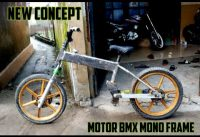 Build BMX CUB Versi II New Concept Part I
