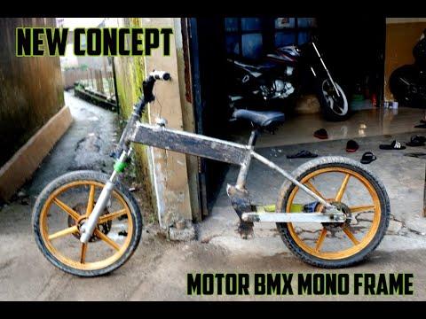 Build BMX CUB Versi II New Concept Part I