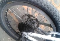 "Caloi Cross Aluminium (2011) BXR ""Touring BMX"""