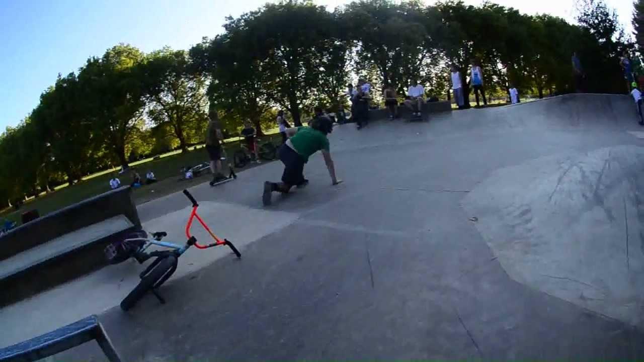 Cambridge BMX - Caolan Jennings