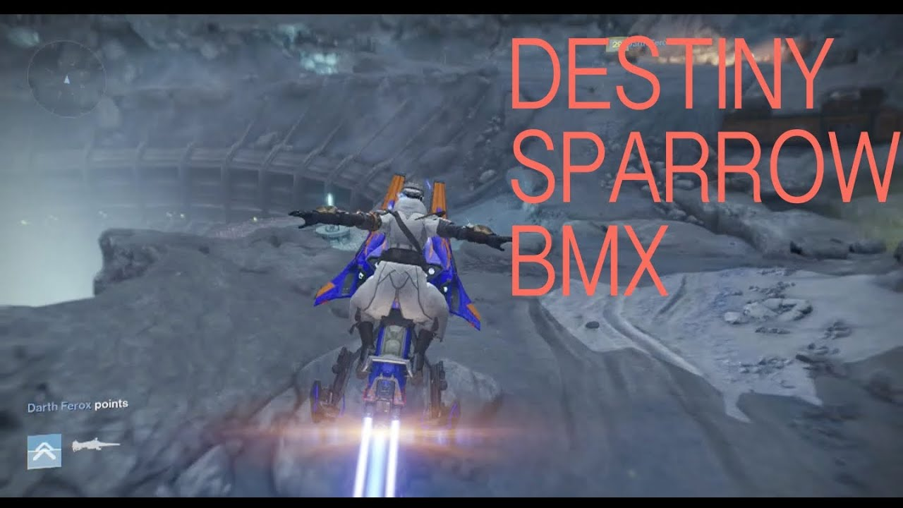 Destiny Sparrow BMX