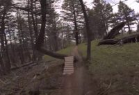 Discovery Bike Park - Mountain Biking - Dueling Banjos - GoPro - POV - June 2020