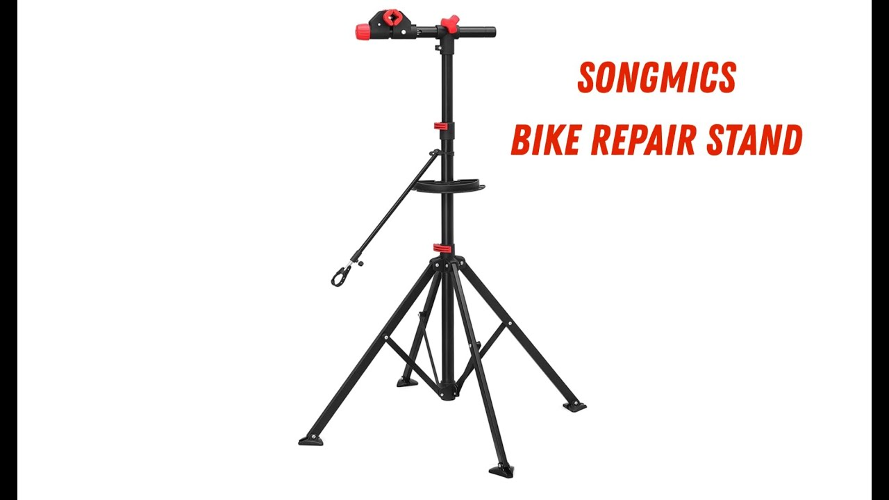 Do You Need A Bike Repair Stand? Songmics Bike Stand Review