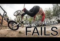 EPIC FAILS - BMX