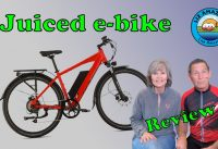 Electric Bike Review | Juiced CrossCurrent X | 1000 mile ebike review | Fulltime Rv Living