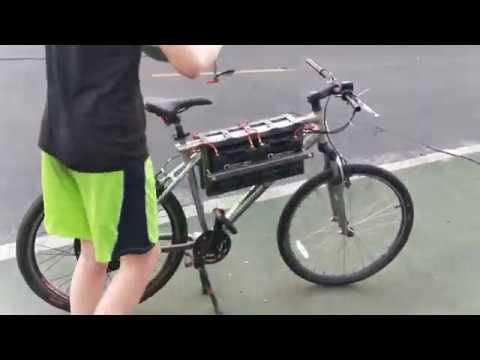 Electric Bike v2