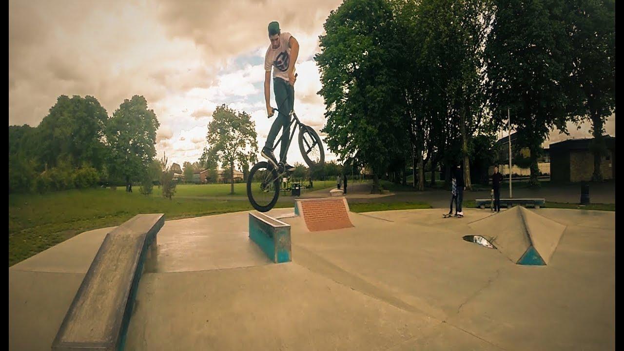 Greg Barbocz BMX 2014 (CLONE BIKES) - London