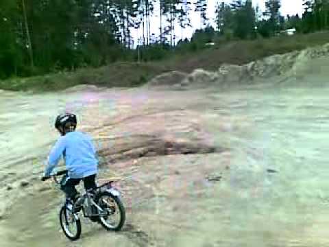 Historiaa - BMX-rata Mikkeli vaiheessa 2010-05-10