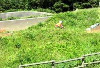 IBA BMX Hitachinaka the 1st seciton jump #3
