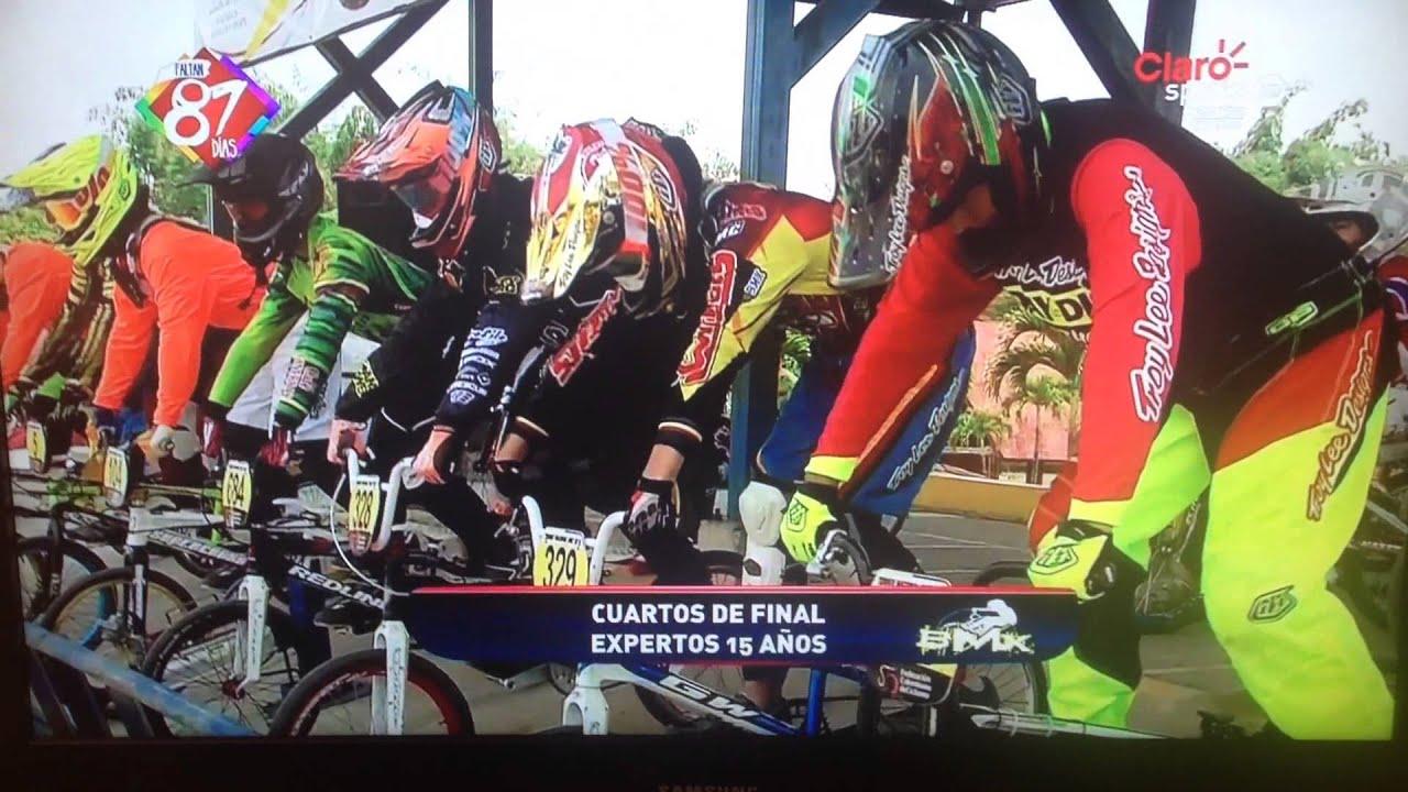 IV VALIDA TORNEO NACIONAL BMX PEREIRA 2015