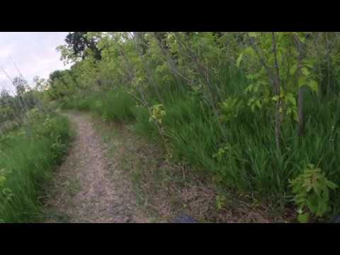 Iwen Park North Loop - 06/22/2020 - GoPro Mountain Bike Footage