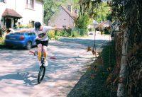 Je Ride en BMX à la Campagne