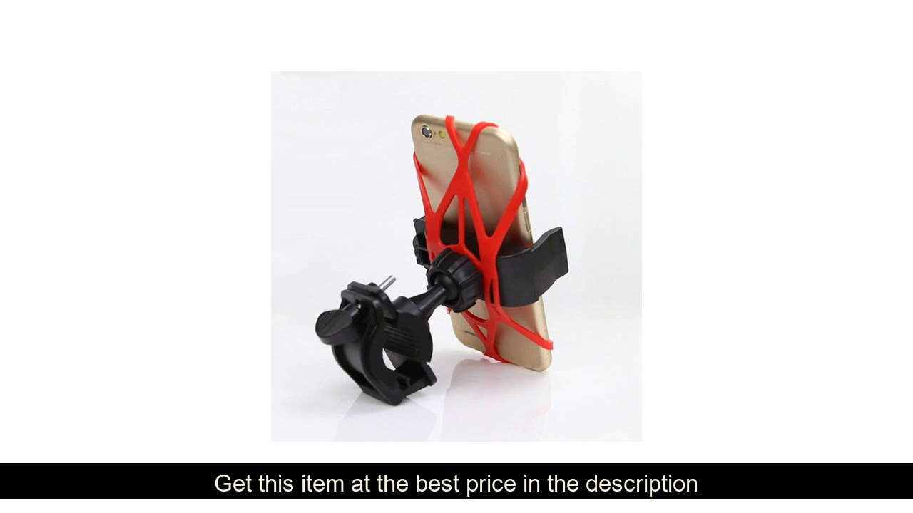Motorcycle Bicycle MTB Bike Handlebar Mount Holder Universal for Cell Phone Motorcycle Holder