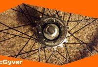 Motorized BMX - Fixing the freewheel